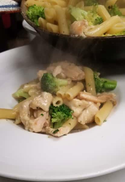 Penne Con Broccoli