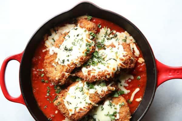 Pollo Parmigiano