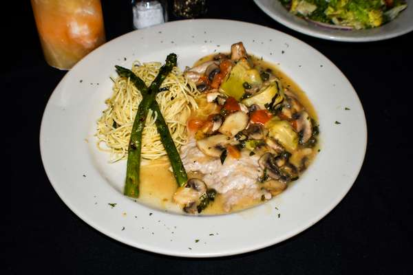 Veal con Limone