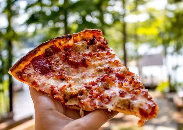 NC Eat & Play Picture of our Slice