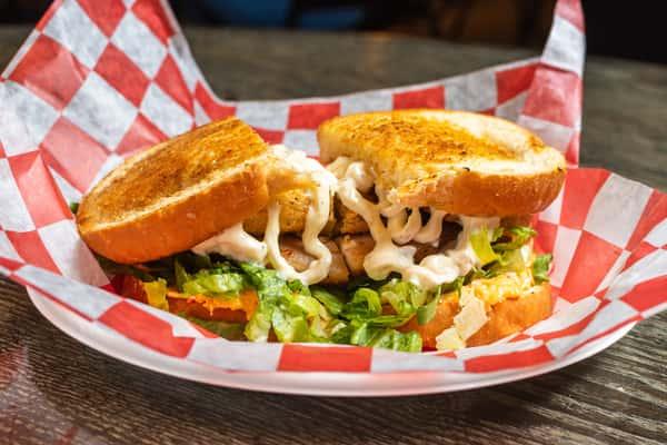 souther comfort porkbelly sandwich