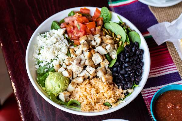 Mexican Power Bowl