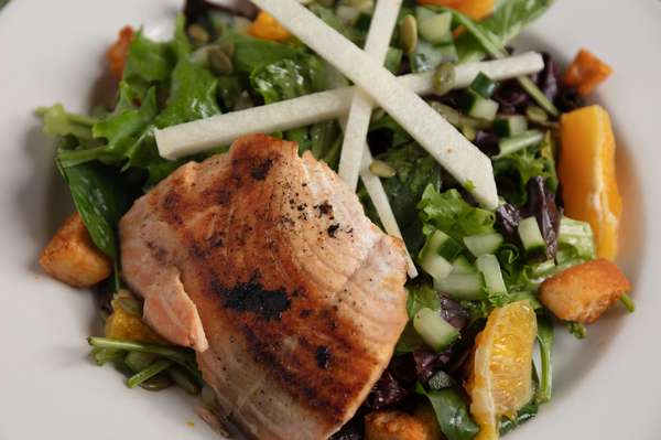 the spinnaker salad
