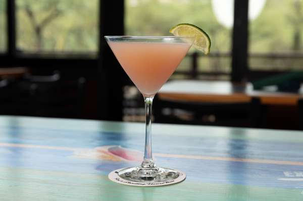 Skinny Fini Martini