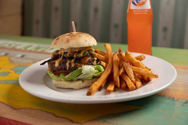 chubasco burger
