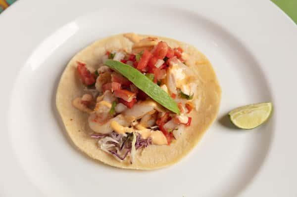 Chubasco Shrimp