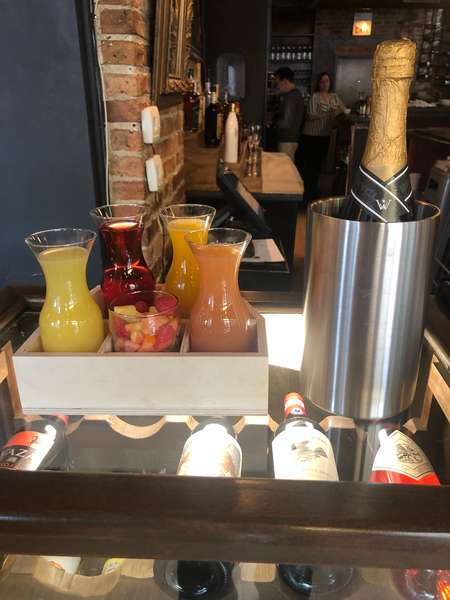 Mimosa Kit for 4