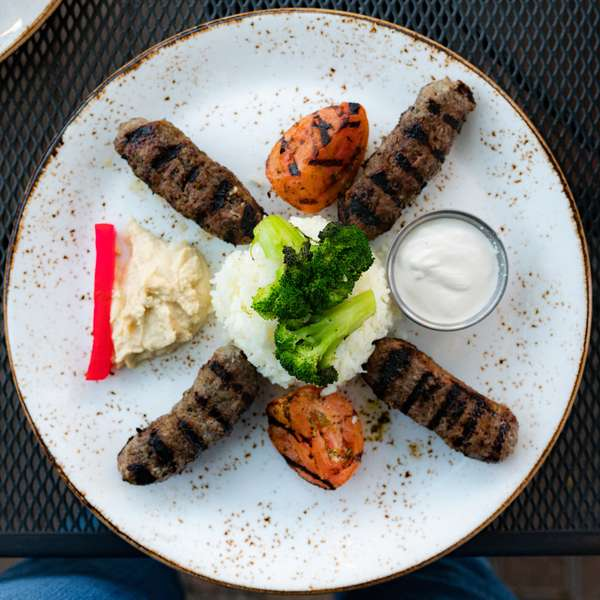 Middle Eastern Kofta