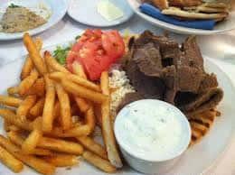 Gyros Sandwich