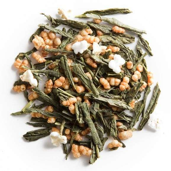 玄米茶 Toasted Rice Green Tea
