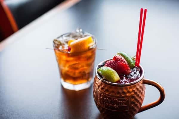 berry mule
