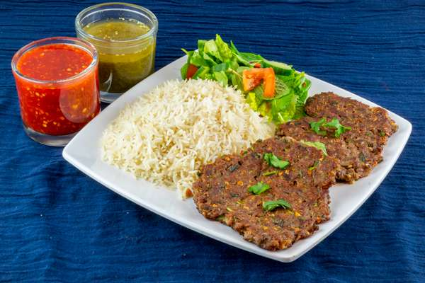 Beef Chaplee Kabob