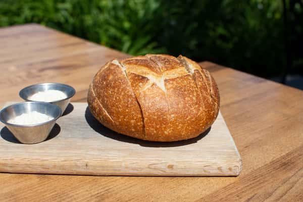 Sourdough Loaf & Butter