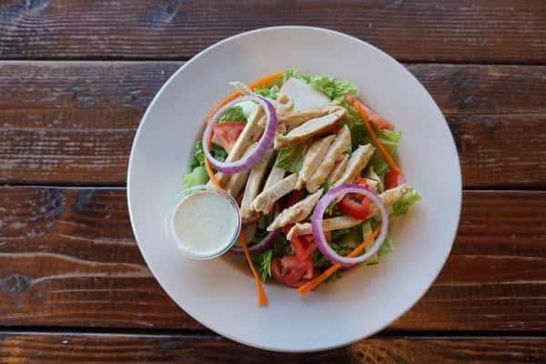 Fresh Garden Chicken Salad