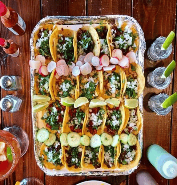 (20) Taco Family Pack