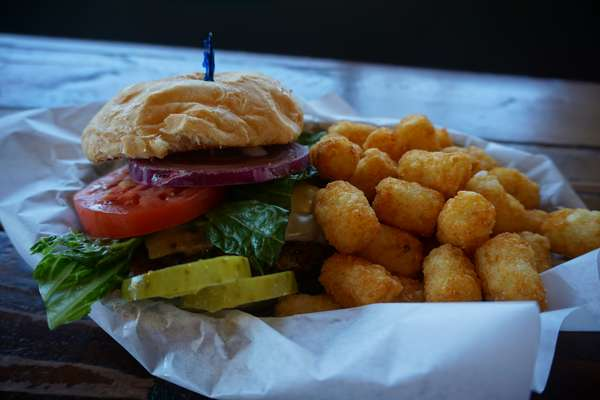 Fat Jesse Mexican Burger
