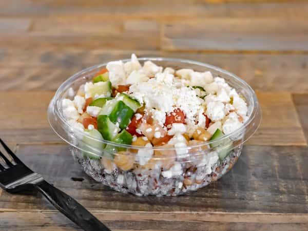 Quinoa Shaker Salad