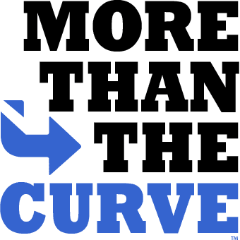 More Than The Curve Logo