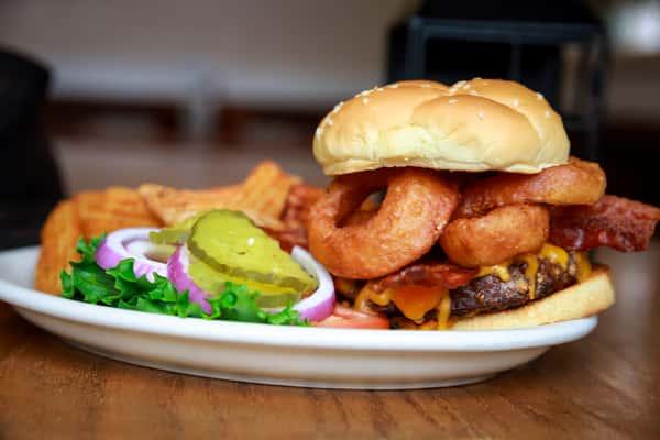 grainger burger