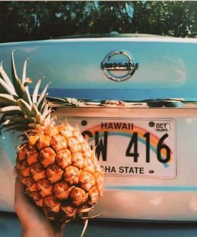 Tropical Apple Pineapple juice