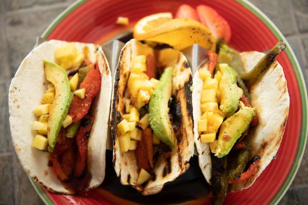surfside vegan tacos