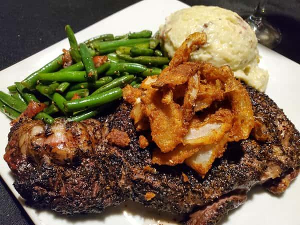 Bone In Ribeye Steak