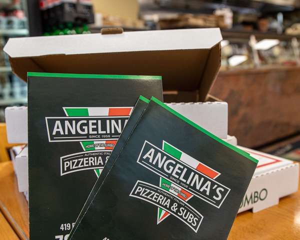 Angelina pizza