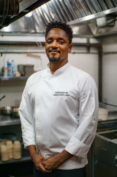 Chef Keenan