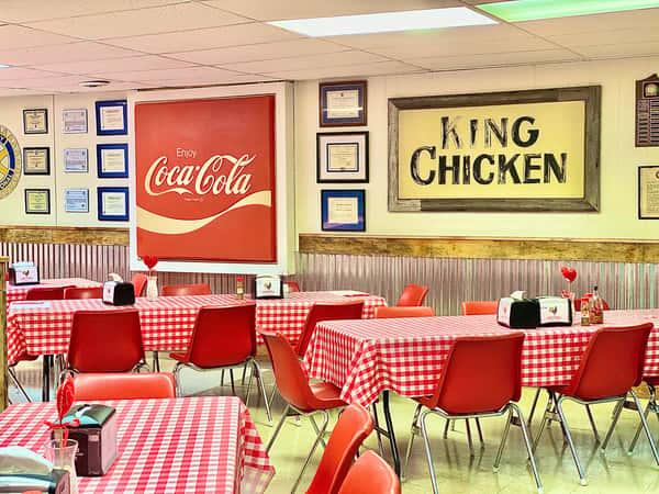 King Chicken Dining Room