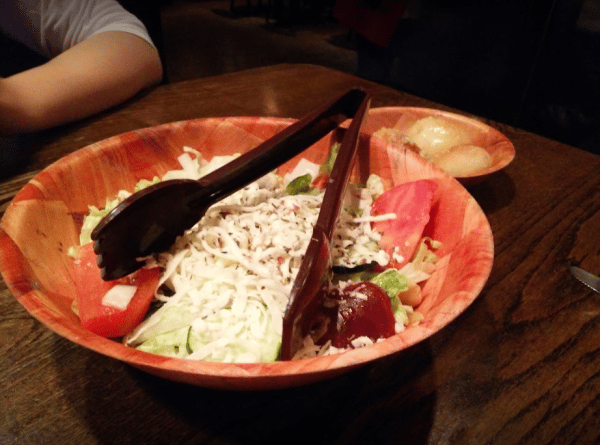 Our Signature A la Carte Salad
