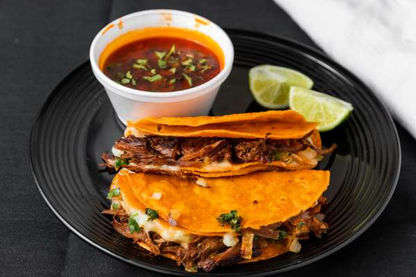 tacos and chilli