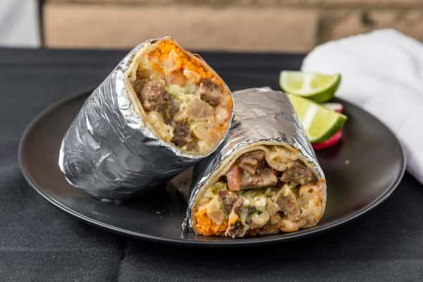 takeout burrito