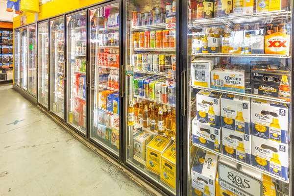 beverage freezers