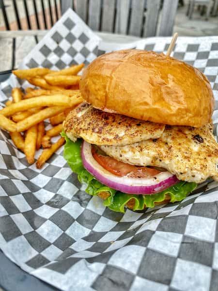 Chicken Sandwich Combo