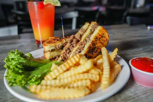 California Steak Sandwich