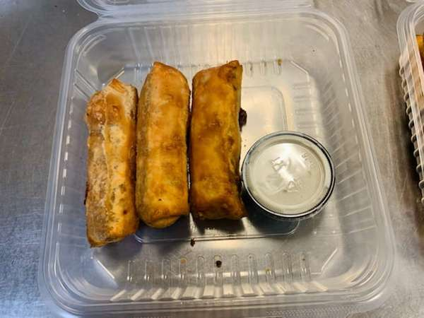 Philly Cheesteak Eggrolls