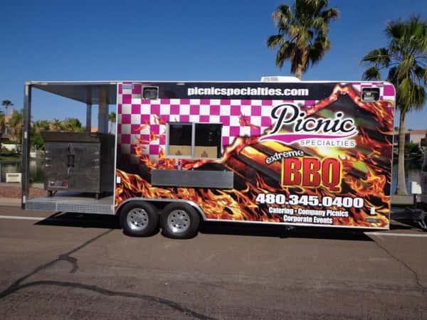 Picnic Specialties Restaurant on Wheels