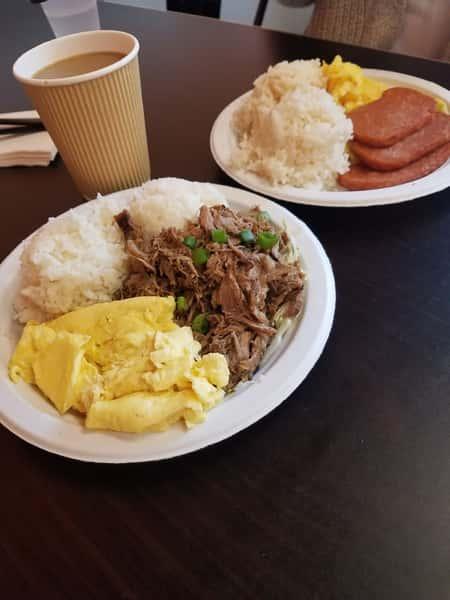 Island Breakfast