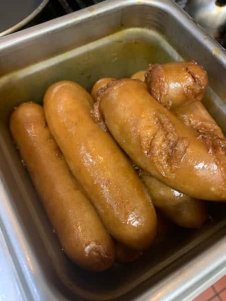 Sausage Bangers Beef
