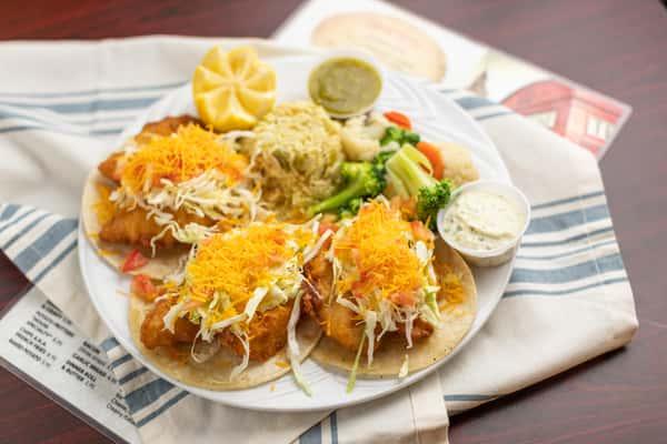 Maggie's Fish Tacos