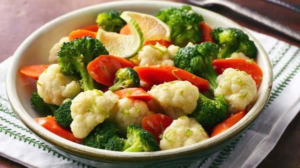 Butter Vegetables