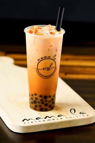 Traditional Thai Milk Tea