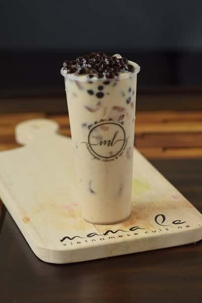 Sea Salt Cream Jasmine Milk Tea