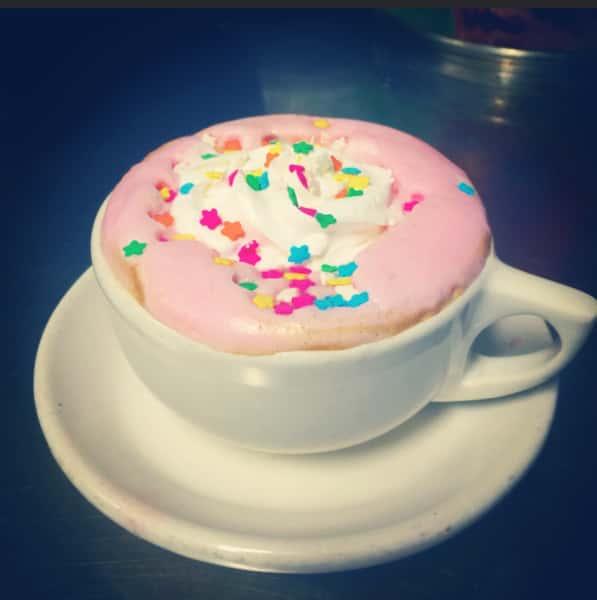 Cupcake Macchiato