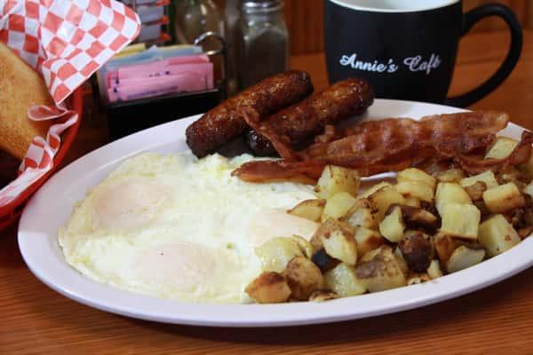 Bigger Breakfast