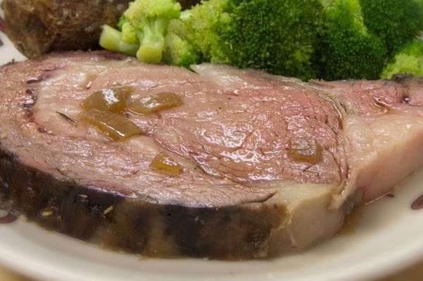Slo-Smoked Beef Brisket