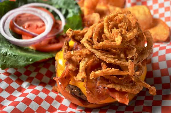 The Big Texas Burger*