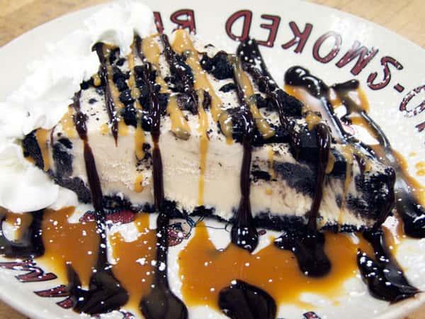 Rob's Oreo® Ice Cream Pie