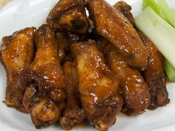 Smoked Cookhouse Wings