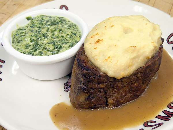 Cookhouse Meatloaf